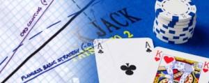 Basis blackjack systeem
