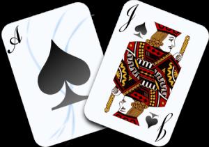 Blackjackkaarten